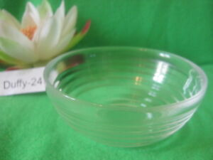 % Glas Dessertschale Cupola 12cm  von Rosenthal mehr da %