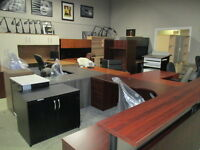 Office Furniture Used and New 18,000 Square Feet Oshawa Jenkins