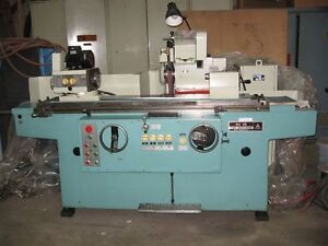 Rectifieuse cylindrique TOS BU-28 cylindrical grinder