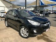 2011 Hyundai ix35 LM MY11 Highlander AWD Black 6 Speed Sports Automatic Wagon Bungalow Cairns City Preview