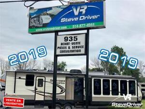 2019 KZ-RV Sportsmen 363FL