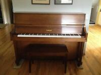 Yamaha P22M Upright Piano
