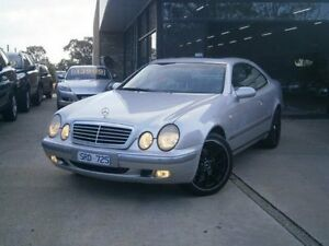 1999 Mercedes-Benz CLK230 Silver Essence Automatic Coupe Dandenong Greater Dandenong Preview