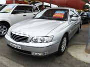 2003 Holden Statesman WK Silver 4 Speed Automatic Sedan Minchinbury Blacktown Area Preview