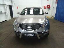 2013 Kia Sportage  Grey 6 Speed Automatic Wagon Cardiff Lake Macquarie Area Preview