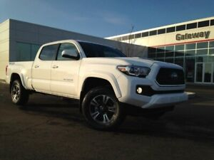 2018 Toyota Tacoma TRD Sport 4x4 Double Cab 140.6 in. WB