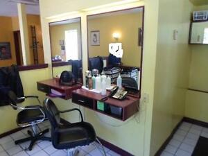 hair salon closing down auction sale