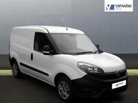 2015 Fiat Doblo Cargo 16V MULTIJET Diesel white Manual