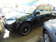 2009 Subaru Forester S3 MY09 X AWD Black 5 Speed Manual Wagon Minchinbury Blacktown Area Preview