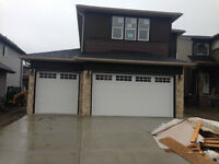 New 4 bedroom home in Chestermere