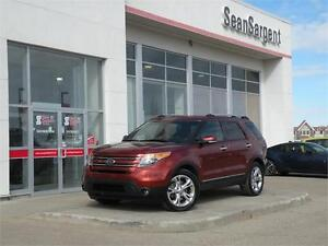 2014 Ford Explorer Leather