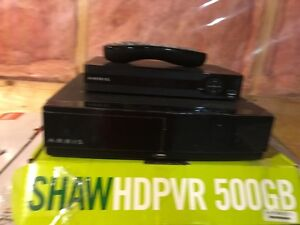 SHAW Gateway & HD Box