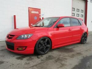2009 Mazda Mazdaspeed3 ~ Turbo ~ lowered ~ 149,000km ~ $8250