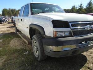 2005 Chevrolet Silverado 2500HD- AS IS
