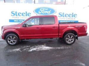 2016 Ford F-150 XLT 302A Sport Package