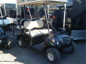 2009 Yamaha Drive Custom Golf Cart with OEM New Painted Body!