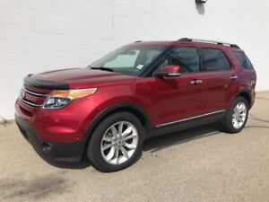 2015 Ford Explorer Limited Loaded