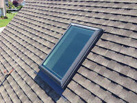 Have you taken care of that roof leak or skylight leak yet?