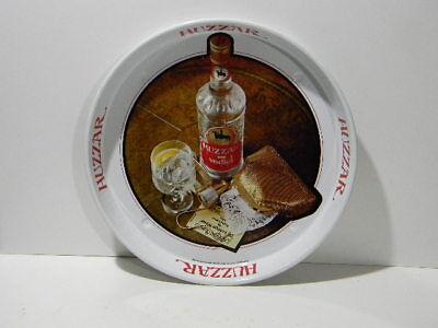 HUZZAR IRISH COLD FILTERED VODKA BAR SERVING TRAY RARE!