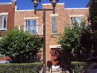 Villeray Beau 4 1/2  $760.00  **1er ou 2e etage** pour Nov.
