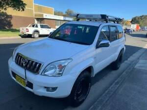 2006 Toyota Prado GXL 4x4 7seater Long rego Automatic Well maintained. Wollongong Wollongong Area Preview