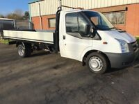 Ford Transit Dropside 68K Miles 10 Plate