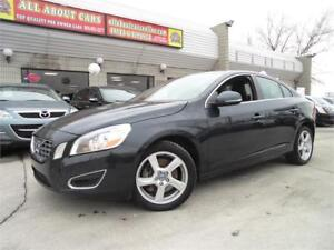 2013 VOLVO S60 T5  **LEATHER+SUNROOF**