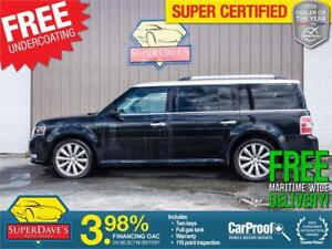 2013 Ford Flex Limited 7 Seats *Warranty*
