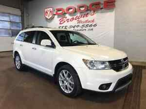 2015 Dodge Journey AWD,7 Passenger, Remote Start, Heated Seats,