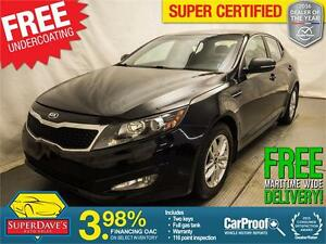 2013 Kia Optima LX Plus *Warranty*