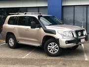 2010 Toyota Landcruiser VDJ200R 09 Upgrade GXL (4x4) Gold 6 Speed Automatic Wagon Eagle Farm Brisbane North East Preview