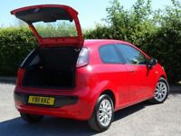 FIAT PUNTO EVO 1.2 MYLIFE 3d (red) 2011