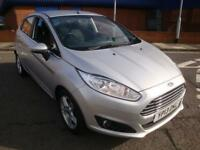 "13 FORD FIESTA 1.5TDCi ( 75ps ) ZETEC """"TAX EXEMPT """""