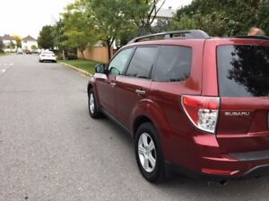 2009 Subaru Forester Premium Package SUV, Crossover