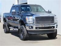 2013 Ford F-350 Lariat LIFTED Diesel Loaded Leather Roof and Nav