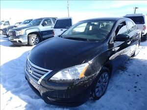 2014 Nissan Sentra UBER OR TAPP CAR DRIVERS RENT TO OWN