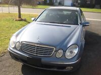 Mercedes 2005 E500 4matic