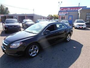 2009 CHEVROLET MALIBU 1LT 4 CYL SPACIOUS ALLOYS EASY FINANCING