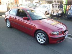 2002 BMW 3 Hatchback New Town Hobart City Preview
