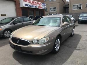 2006 Buick Allure CXS
