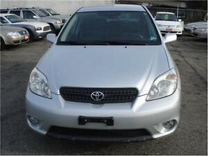2007 Toyota Matrix  TRD  Special Edition