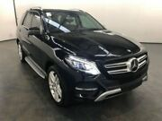 2015 Mercedes-Benz GLE350 W166 D 9G-TRONIC 4MATIC Obsidian Black Steptronic Wagon Albion Brimbank Area Preview