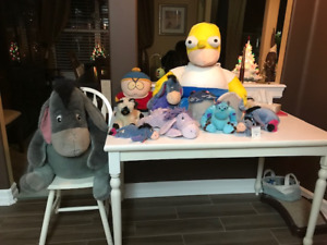 Various Stuff Toys for Sale