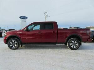 2014 Ford F-150 FX4 Leather, Roof, Navigation