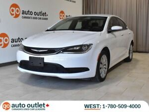 2015 Chrysler 200 LX, Auto, Push Start, Smart Key