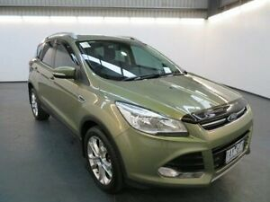 2013 Ford Kuga TF Trend (AWD) Ginger Ale 6 Speed Automatic Wagon Albion Brimbank Area Preview