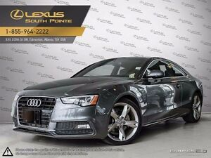 "2013 Audi A5 2.0T S line All-wheel Drive quattro Coupe w/6"" di"