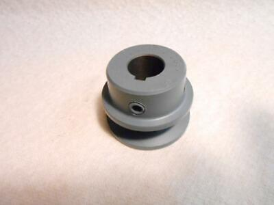 1.5 V Belt Pulley Cast Iron 12 Bore And 58 Bore Available