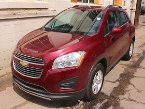 2015 Chevrolet TRAX LT AWD VERY LOW KM SOUND AND TECH PACKAGE FI