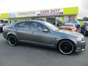 2012 Holden Calais VE II MY12 V Grey 6 Speed Sports Automatic Sedan Kedron Brisbane North East Preview